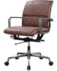 Image Chair Swivel Kennedy Vintage Office Chair Brown Better Homes And Gardens Check Out These Major Deals On Kennedy Vintage Office Chair Brown
