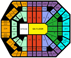Mgm Grand Arena Seating Chart Ufc Mgm Grand Garden Arena Seating Growswedes Com