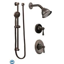 a large image of the moen 525 oil rubbed bronze