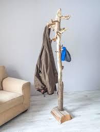 rustic coat rack stand free standing driftwood details racks . rustic coat  rack ...