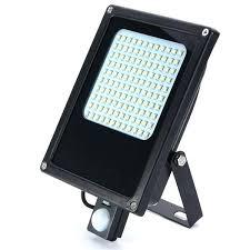 sensor flood light waterproof outdoor garden security lamp not turning off solar powered led motion la