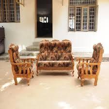 furniture sofa set designs. Teak Sofa Set Furniture Designs A