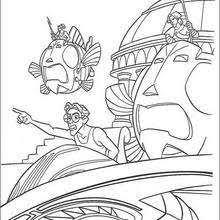 Atlantis 28 Coloring Pages Hellokidscom