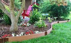 best landscape edging for your yard