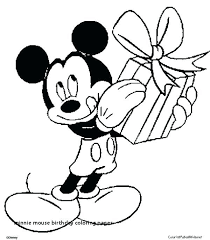 Mickey Coloring Sheets Christianvisionpnginfo