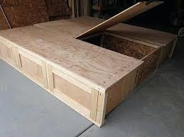 make king size bed frame fantastical king size bed frame wonderful how to build a for
