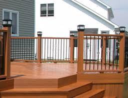 Outdoor deck lighting ideas pictures Railing Aurora Deck Lighting Airsoftmogilev Aurora Deck Lighting Outdoor Lighting For Your Deck