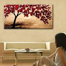 new handmade modern canvas on oil