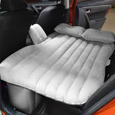 Back Seat Bed Car Inflatable Sleeping Bed Back Seat Self Drive Travel Air