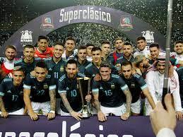 Arjantin: 1- Brezilya: 0   Maç sonucu