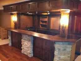 Home Basement Bars Basement Stone Basement Bars Basement Bars With Stone Pictures 11