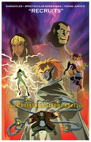 Why I want Greg Weisman at CONvergence 2016 (And You Should Too!)    Christopher Jones Comic Art and Illustration Blog