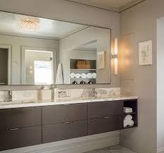 view in gallery floating bathroom cabinets l80
