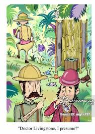 Doctor Livingstone I Presume Cartoons And Comics - Funny Pictures ...