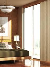 fabric vertical blinds for patio door sliding glass doors ideas menards