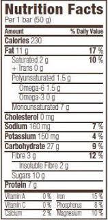 clif bar nut er organic chocolate hazelnut energy bars