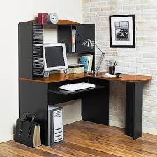 mainstays l shaped desk with hutch small medium