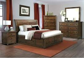 Kira Full Storage Bed King Storage Bed Set Creek Bedroom Set With ...