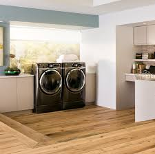 Front Load Washer Dimensions Height Matters Ges New Ergo Friendly Frontload Washer And Dryer