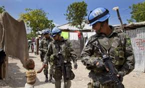 Image result for UN african republic army