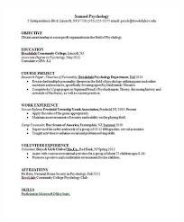 psychology resume template professional personal statement writers for hire  thesis free