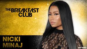 Nicki Minaj Talks Lauryn Hill And Fetty Wap On The Breakfast Club