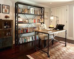 nice home office. Home Office Bookshelf Ideas Attractive Nice