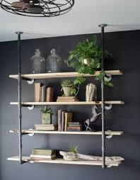 Attractive Wall Hung Shelving Best 25 Wall Mounted Shelves Ideas On  Pinterest