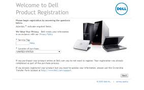 How To Register Your Dell Xps 13 2 In 1 Toms Guide Forum