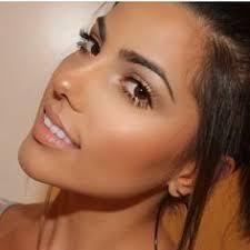 y natural makeup tan skin google search
