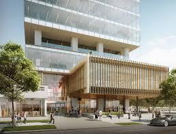 Oma New York Design New Mixed Use Development Cascading Terraces Boston