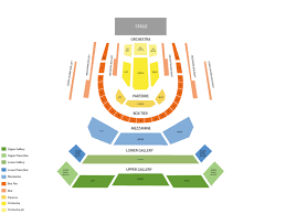 Bass Performance Hall Fort Worth Seating Chart Sports Simplyitickets