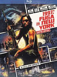 Amazon.com: 1997 - fuga da new york (ltd reel heroes edition) (blu-ray)  blu_ray Italian Import: kurt russell, ernest borgnine, john carpenter:  Movies & TV