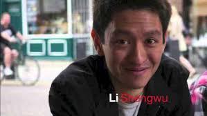 Image result for li shengwu
