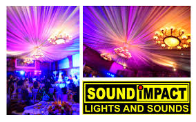 Bp Lighting Sound Video For Your Wedding Reception Lighting And Sound Equipment