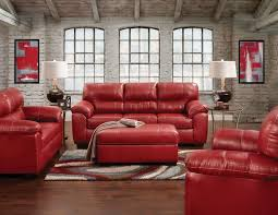red living room sets. rigley sofa - red living room sets