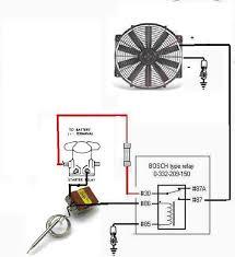 bosch relay wiring wiring diagram electrical
