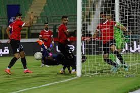 إسلام جمال يعلق على لقطة إنقاذ رأسية كهربا في مباراة الأهلي وطلائع الجيش -  بوابة الأهرام