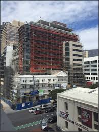 trendy office. Trendy Office Available In New Bree Street Building
