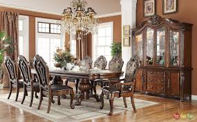 formal dining room sets for 8. 4 Great Formal Dining Room Furniture Styles Attractive Sets Inside For 8