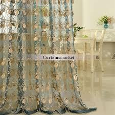 best aliexpress dsinterior white embroidered curtains sheer about sheer embroidered curtains ideas