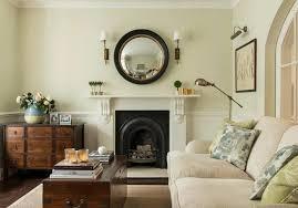 inspiring green living room