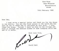 11 Amazing Thank You Notes From Famous People Photos Huffpost