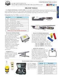 Alcoa 60 Ton Die Chart Wejtap Tools Hi Line Utility Supply Manualzz Com