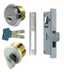 front door locksSliding Store Front Door High Security Mortise Hookbolt Lockset