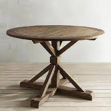 Paxson Gray Round Dining Table