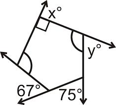 ผลการค้นหารูปภาพสำหรับ interior angles of a polygon