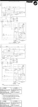 cool trane xe 1000 wiring diagrams model gallery electrical