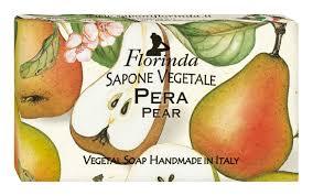 Купить <b>натуральное мыло Passione Di</b> Frutta Pera 100г Florinda ...