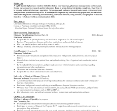 Rfp Resume Examples Best Of Pharmacy Technician Resume Examples Medical Sample For Template